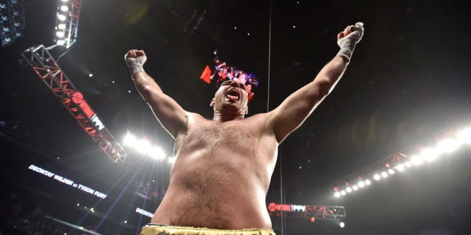 Fury claims bout with Schwarz...