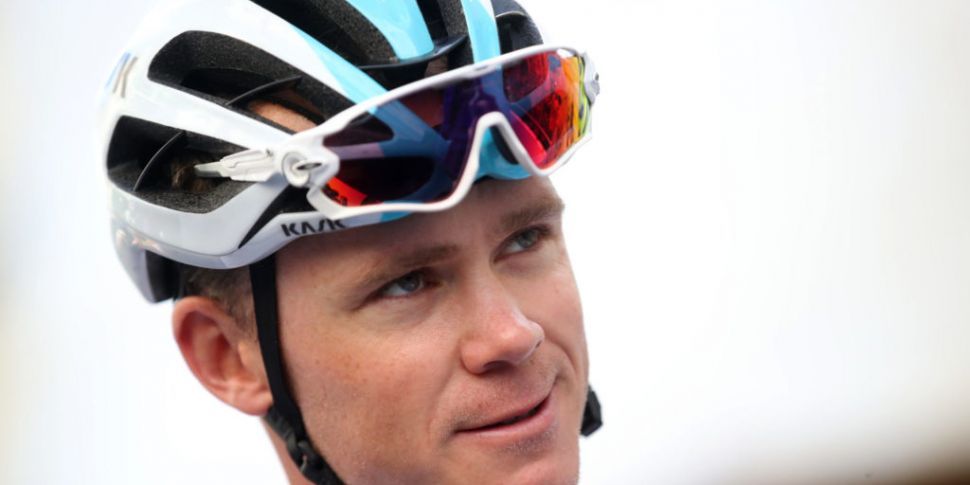 Chris Froome set to miss Tour...