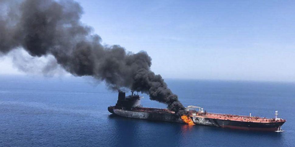 Evening top 5: US blames Iran...