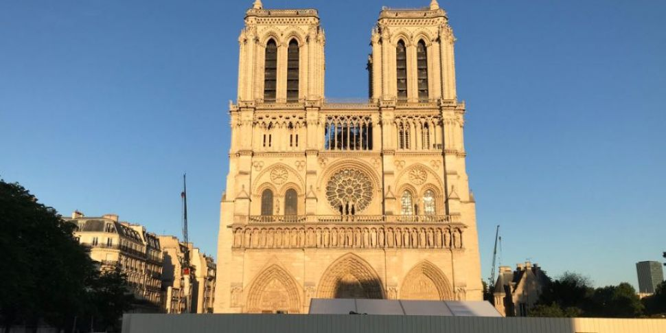 Mass to be held in Notre Dame...
