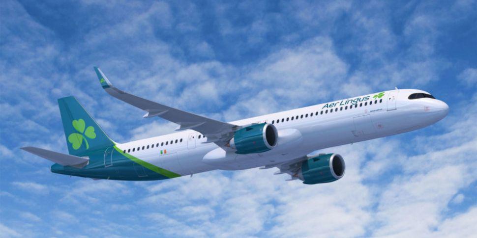 Aer Lingus orders new long-hau...