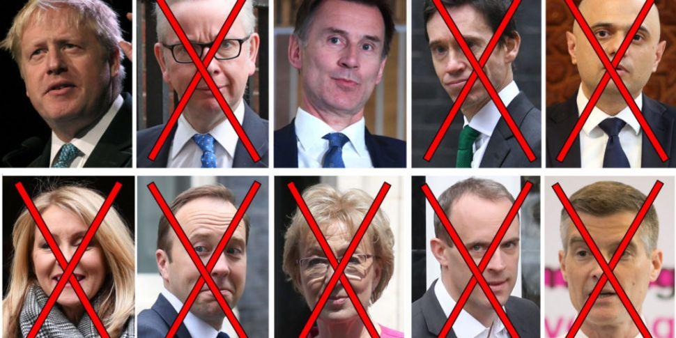 Boris Johnson, Jeremy Hunt go...