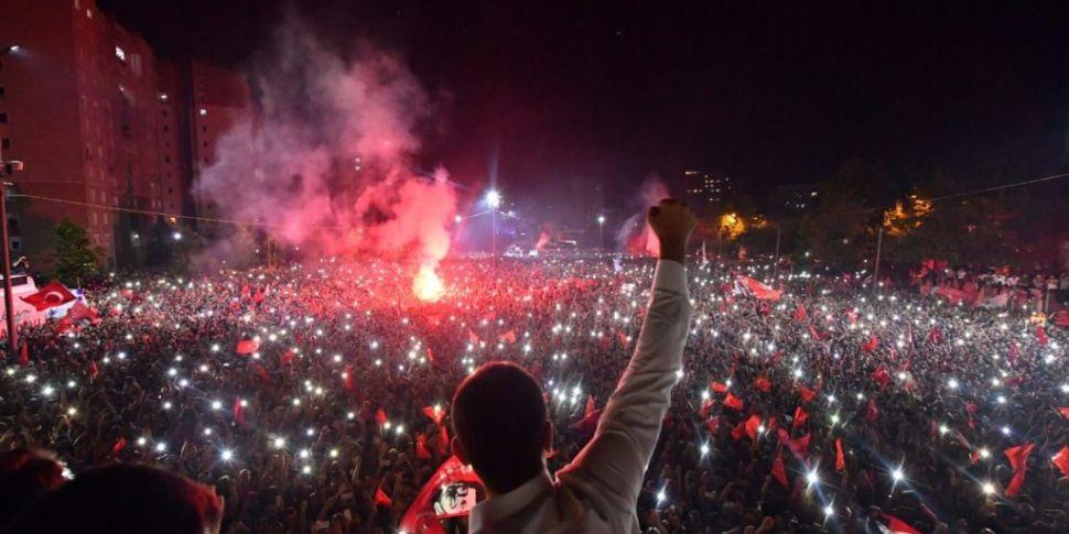 Erdogan suffers major blow in...