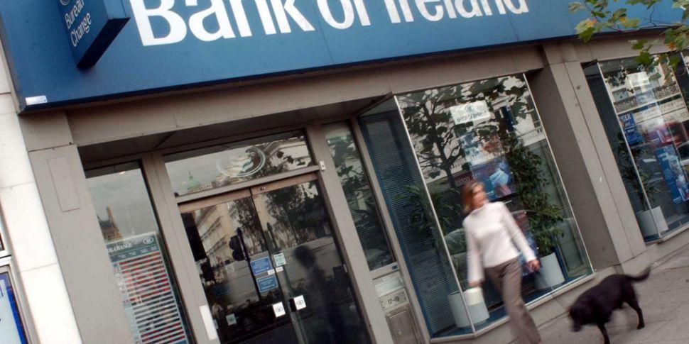 Bank of Ireland announces prio...