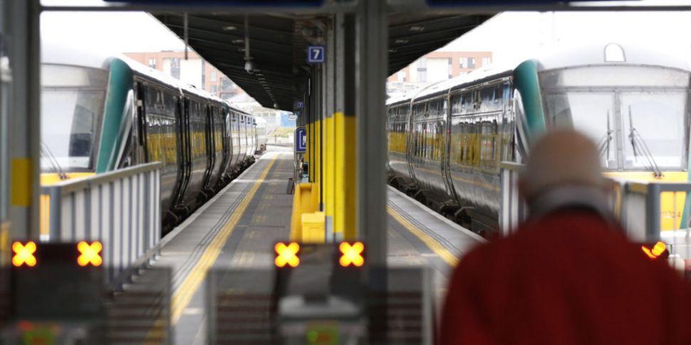 Irish Rail to trial body camer...