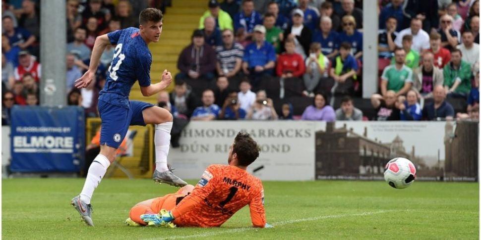 England U21 Midfielder Mason Mount Signs New 5 Year Deal At