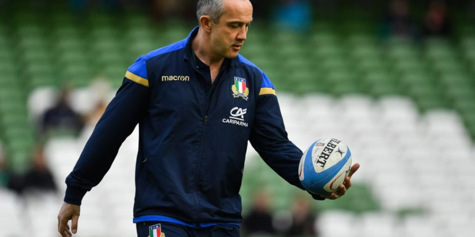 Former Italy scrum half says t...