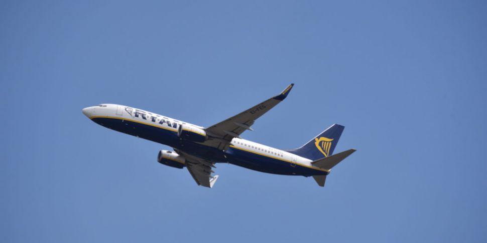 Ryanair warns of