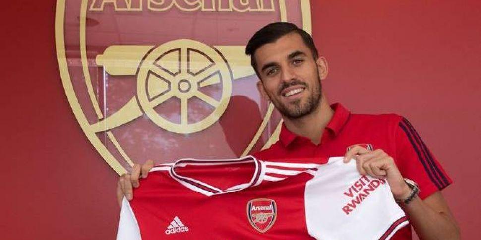 Arsenal secure Dani Ceballos o...