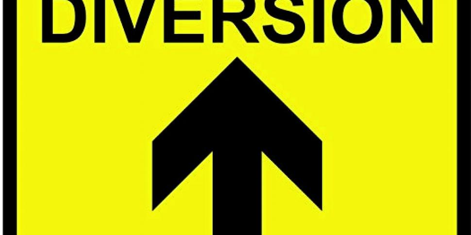 'Bus gate' diversion for motor...