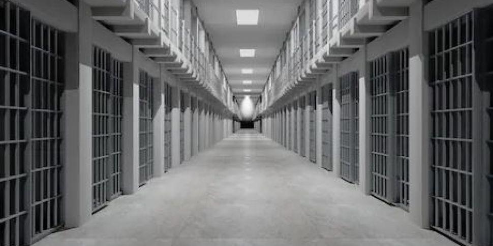 Transgender prisoner being hel...