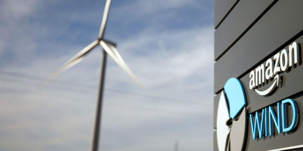 Amazon buys second Irish wind...