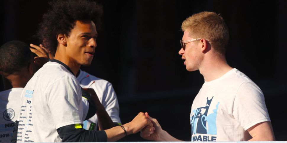 De Bruyne says clubs would hav...