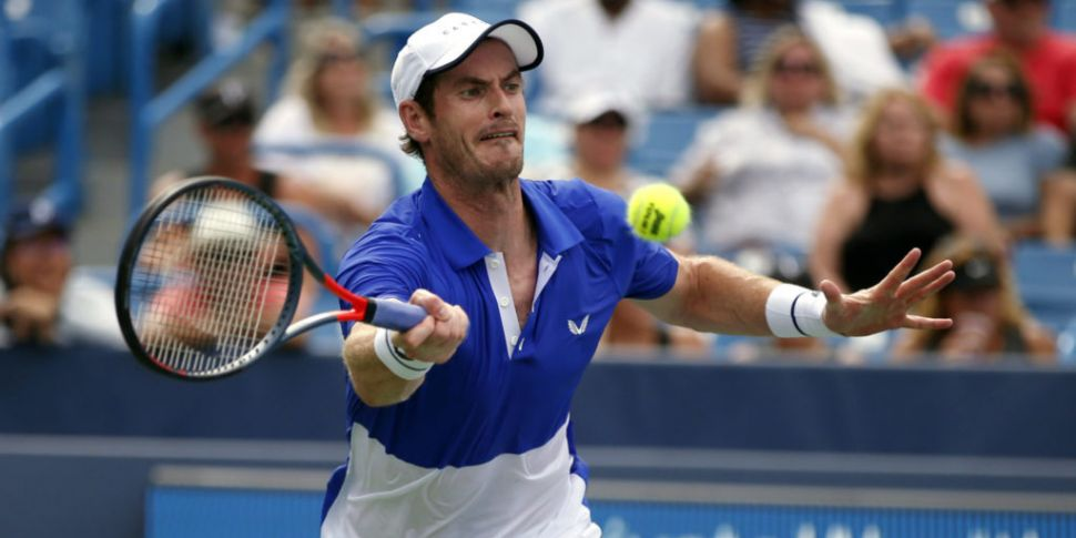 Andy Murray tests positive for...