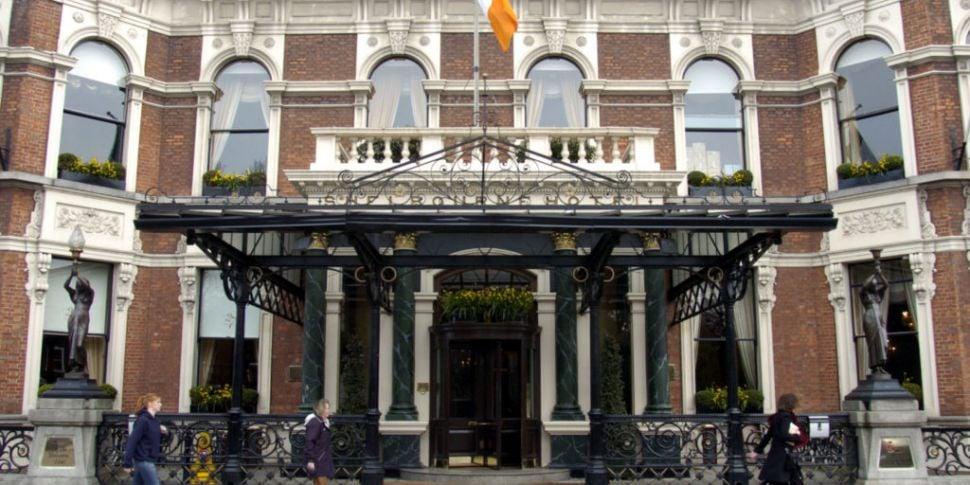 Dublin's Shelbourne Hotel to r...