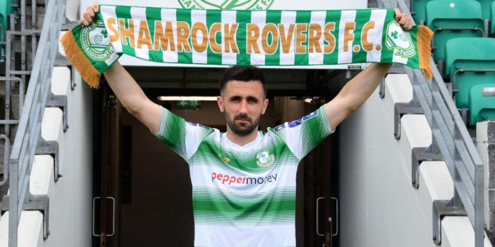 Shamrock Rovers sign ex-Sheffi...
