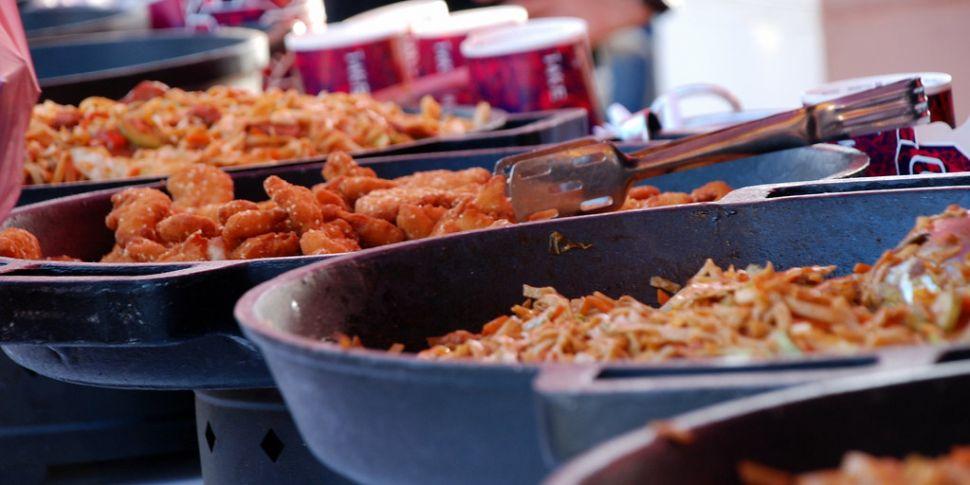 Food festivals around Ireland
