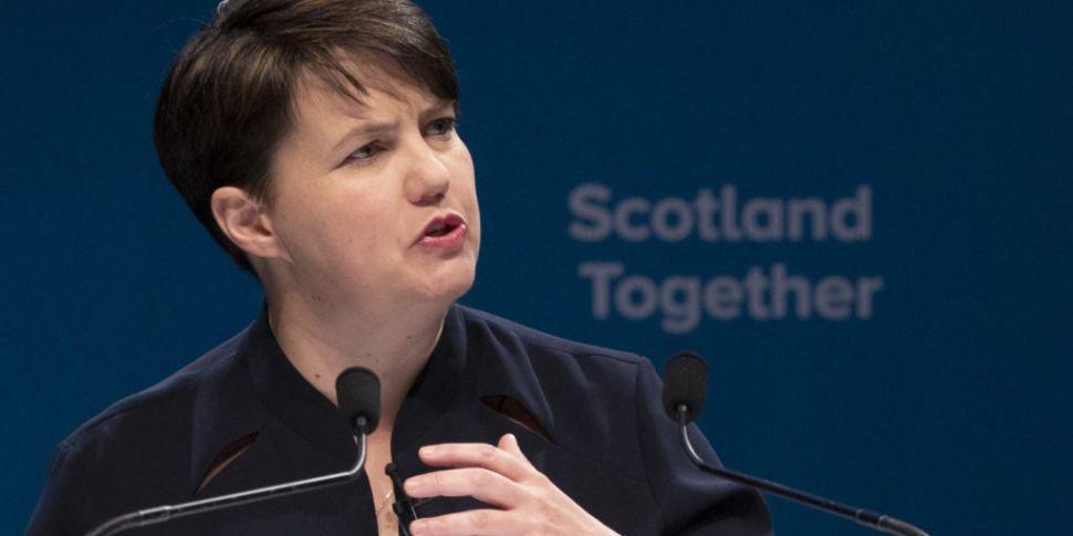 Scottish Conservative leader R...