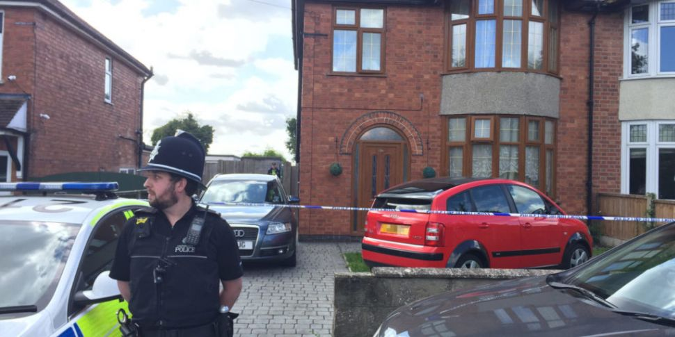 Toddler found alive in house w...