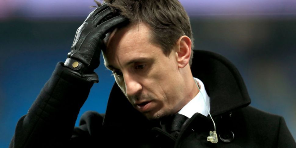 Gary Neville hits out Manchest...