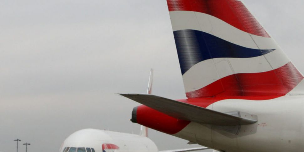 Several Irish flights cancelle...