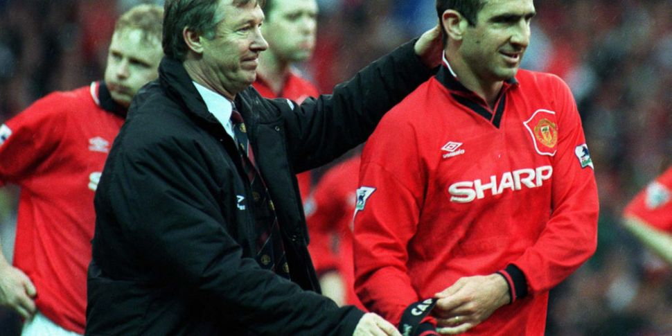 Cantona inducted into the Prem...