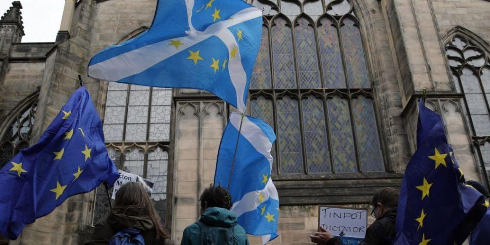 Scottish court finds UK Parlia...