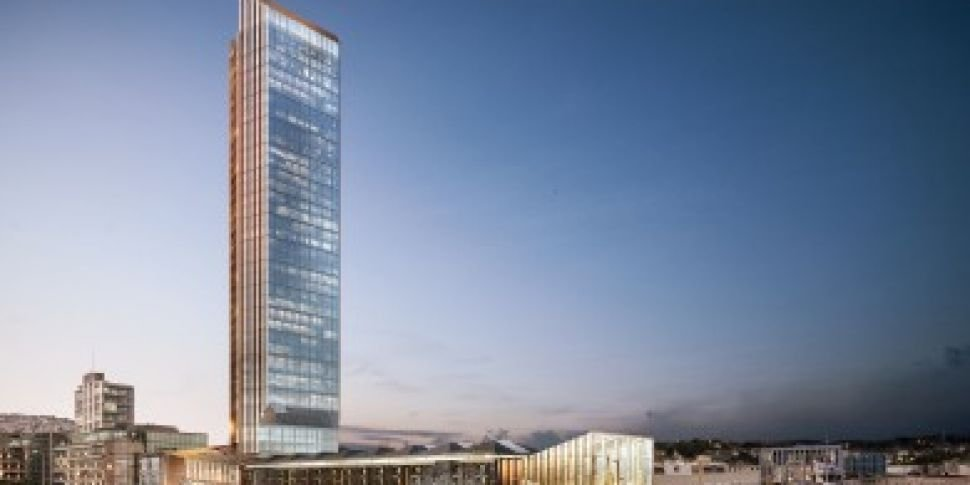 Should Ireland S Tallest Building Be Built On Cork S Custom House Quay Newstalk