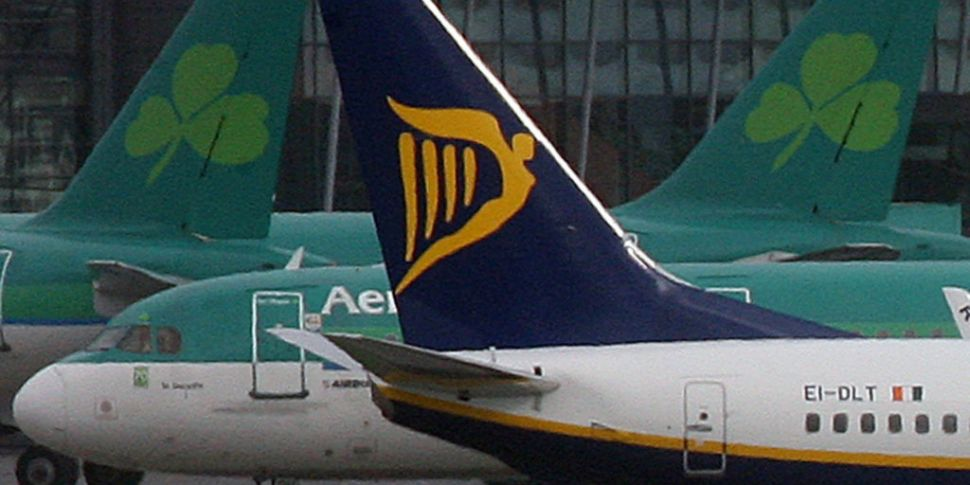 Ryanair and Aer Lingus to cut...