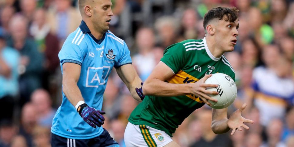 Dublin side named for Kerry le...