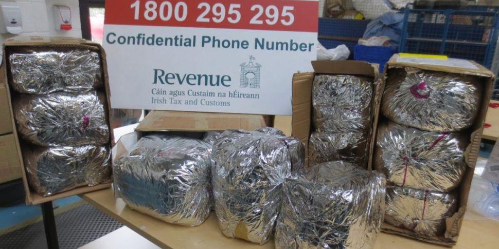 Khat drugs worth €27,000 seize...