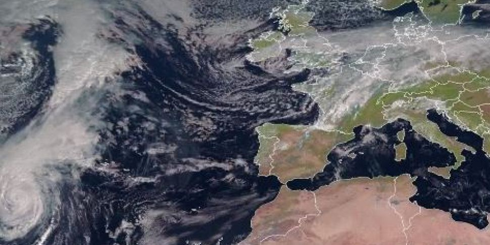 Wednesday's weather: A dry day...