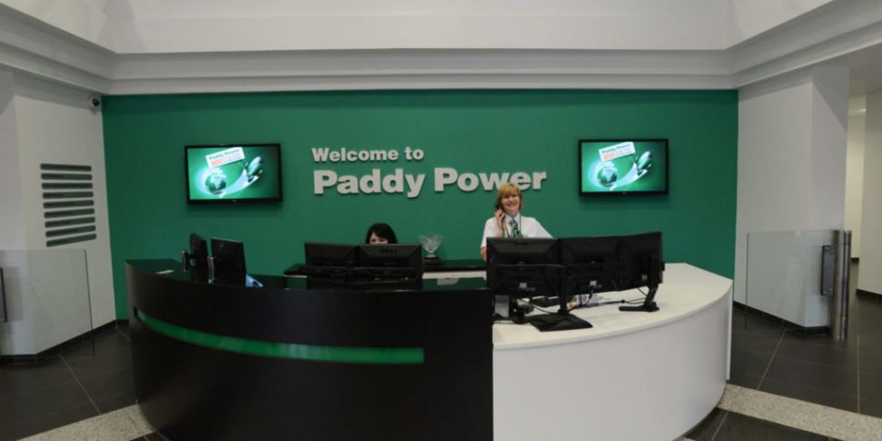 Paddy Power owner to merge wit...