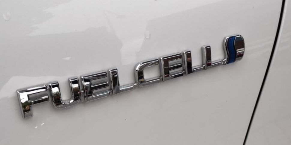 Hydrogen fuel vehicles could b...