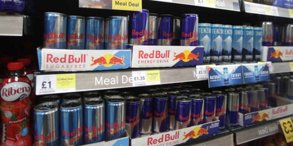 Energy drink study finds drop...