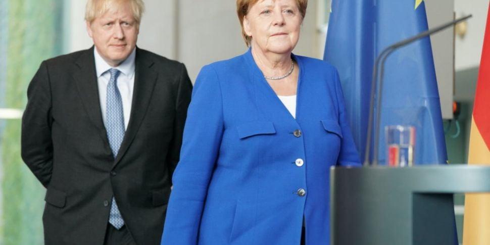 Angela Merkel warns a Brexit d...