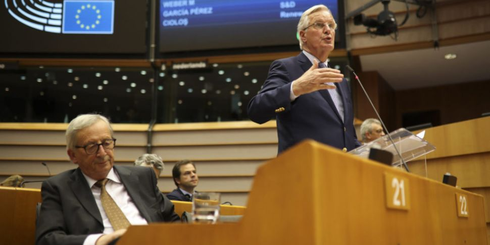 Barnier: We are not in a posit...