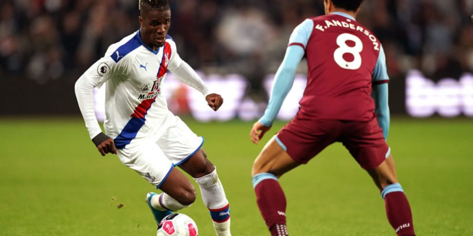 Crystal Palace take action on...