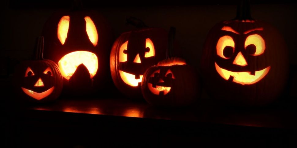 Halloween games can trace orig...