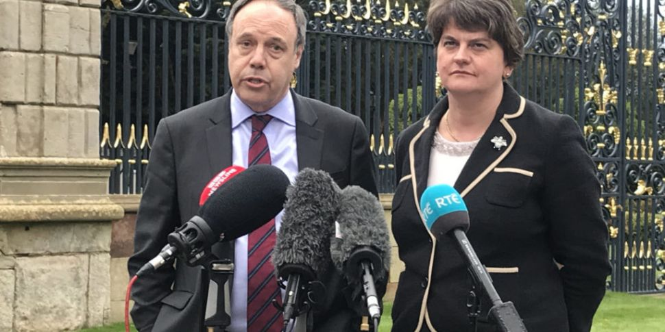Northern Ireland's DUP rejects...