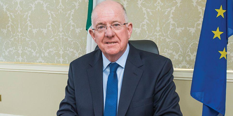 Charlie Flanagan on the Dáil v...