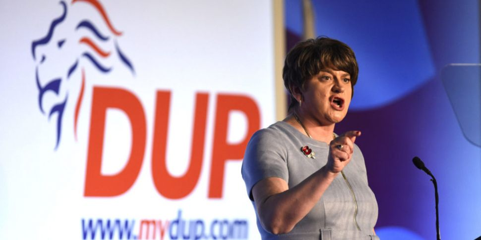 Foster: DUP will not support &...