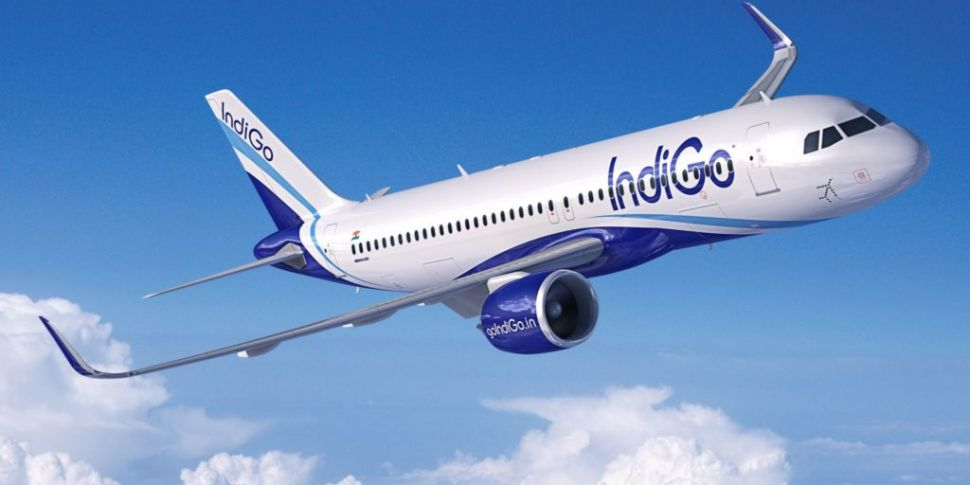 Indian airline places record o...