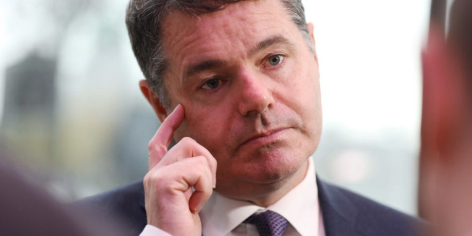 Donohoe says State will