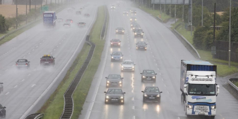 Rainfall alert in place for fi...