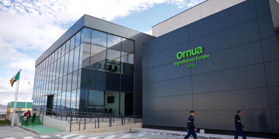 Ornua re-opens €30m cheese fac...