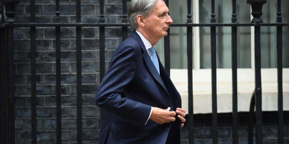 Former UK Chancellor Philip Ha...
