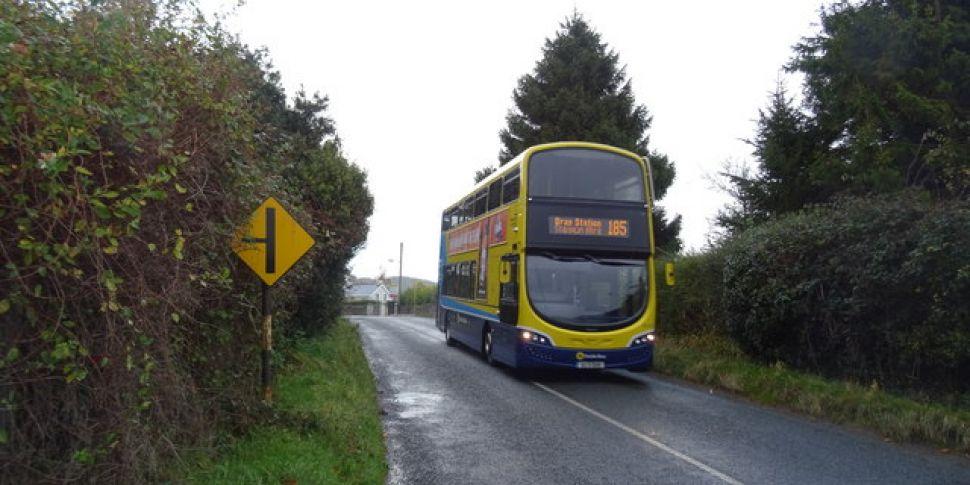 #CommuterHellNT - Bus Connects...