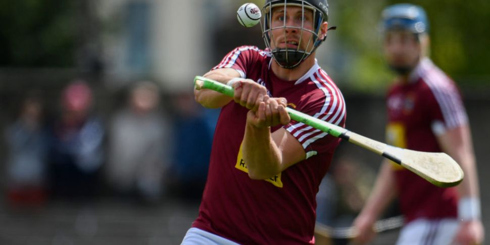 Westmeath's Paul Greville brin...