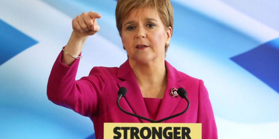 UK election: SNP says it would...